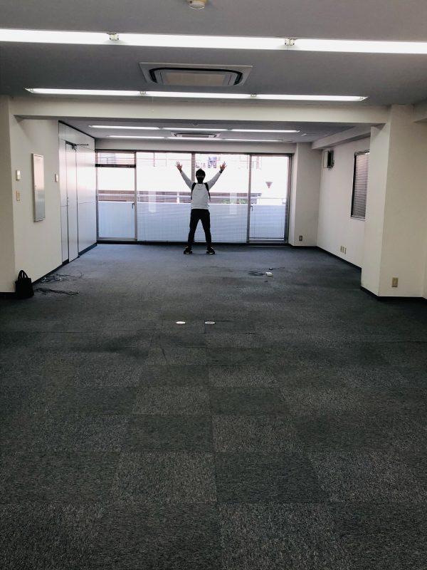 本社オフィスを移転しました#移転記録1